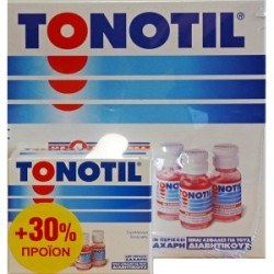 TONOTIL - 10x10ml +30% GIFT Food supplement with amino acids and 30% extra product, 10 X 10ml +30% extra product
