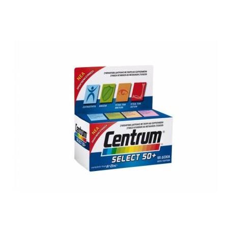 PFIZER - Centrum Select 50+, 60 Tablets