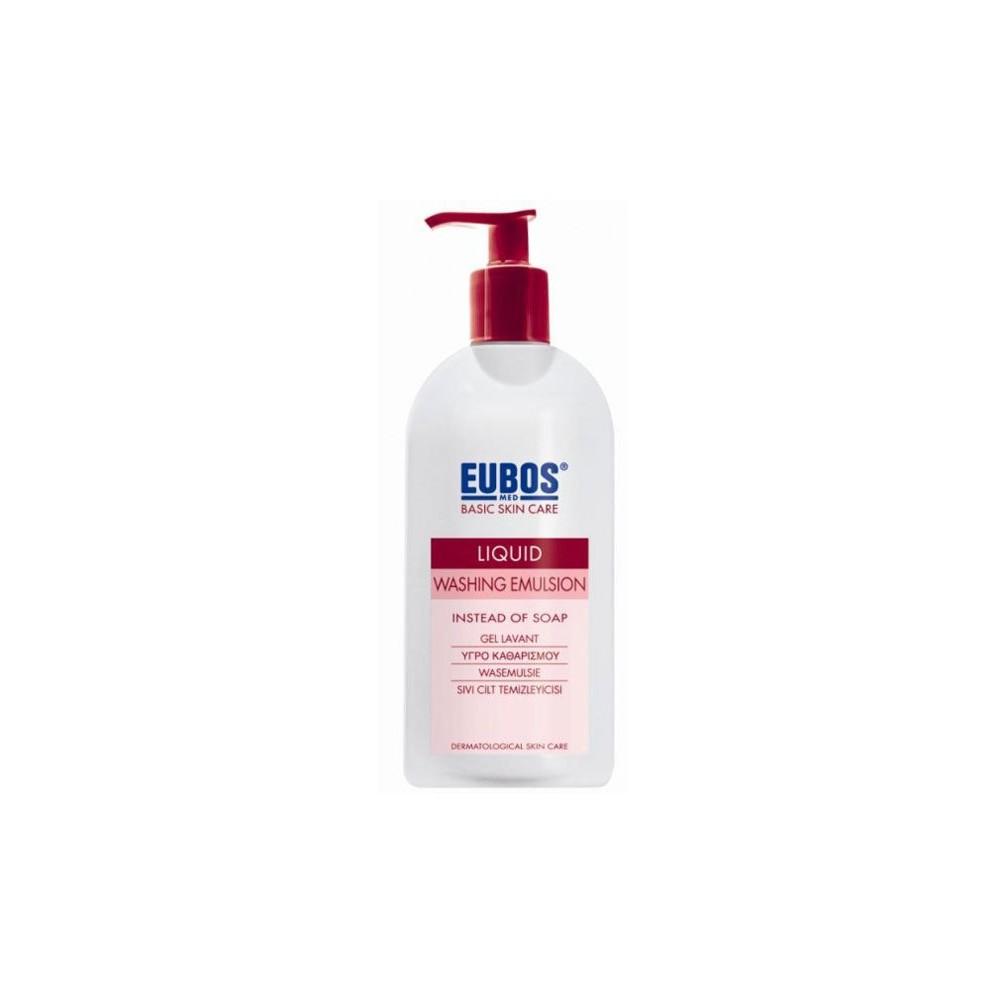 EUBOS - LIQUID RED 400ML