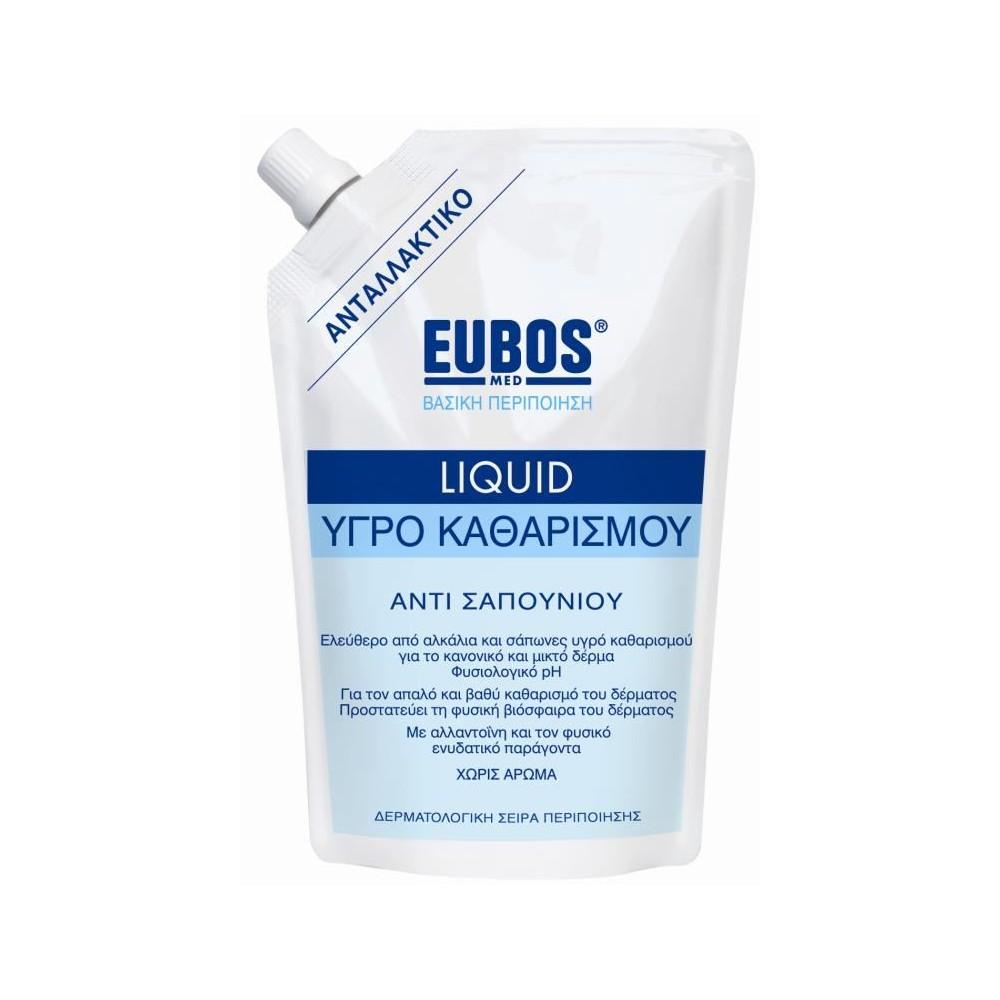 EUBOS - Refill BLUE, 400ML