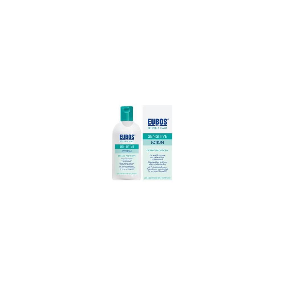 EUBOS - LOTION DERMOPROTECTIV Moisturizing body lotion for all skin type, 200ml