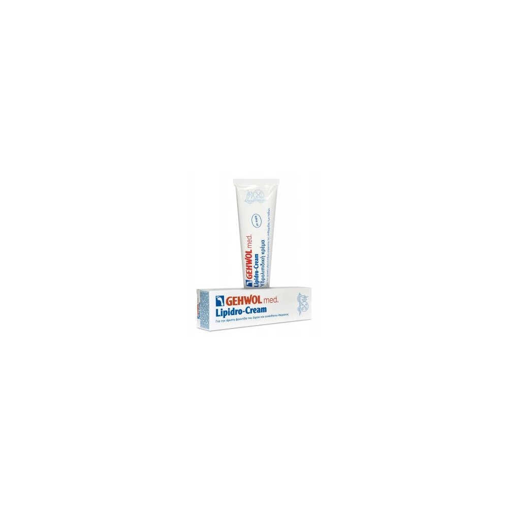 GEHWOL Med Lipidro Cream, 75ml