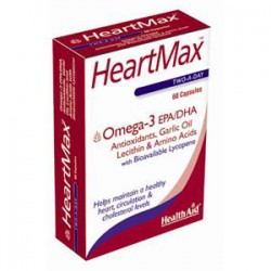 HEALTH AID - Heartmax, 60v-caps