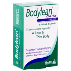 HEALTH AID - BODYLEAN CLA PLUS, 30caps + 30 tabs