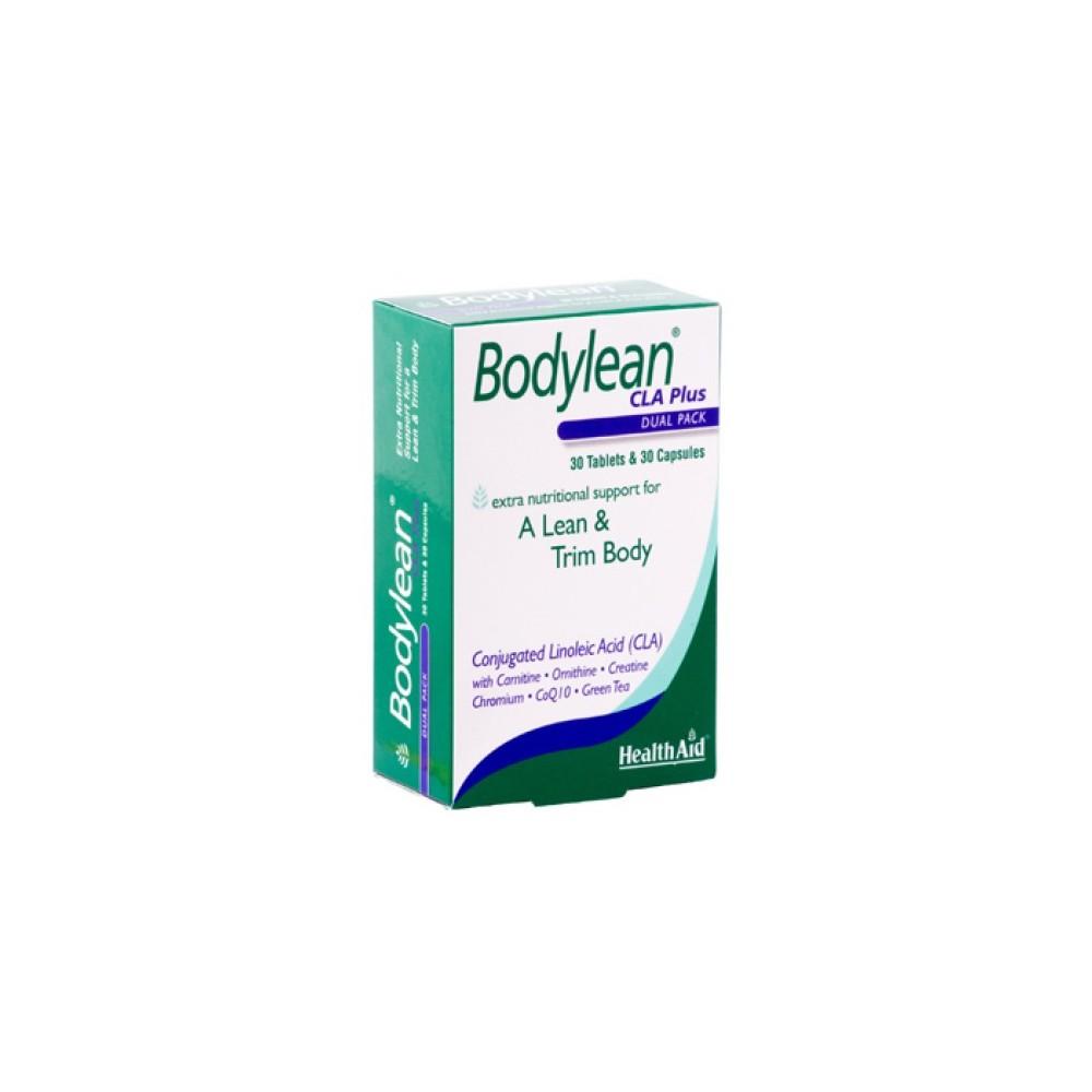 HEALTH AID - BODYLEAN CLA PLUS, 30caps + 30 tabs
