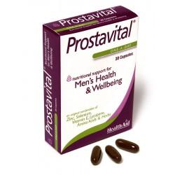 HEALTH AID - Prostavital, 30 Capsules