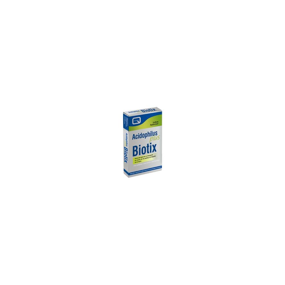 Quest - Acidophilus Plus Biotix Vitamins, 30caps