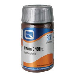 Quest Vitamin E 400iu 30vaps