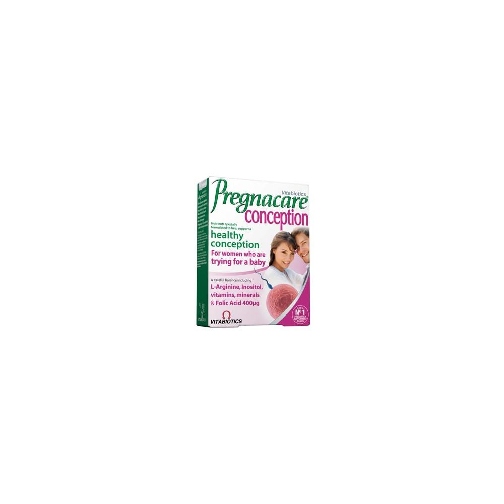 Vitabiotics - PREGNACARE Conception, 30 tabs