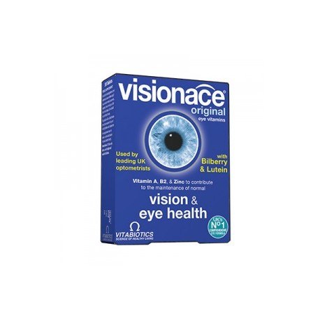 Vitabiotics - Visionace, 30tabs