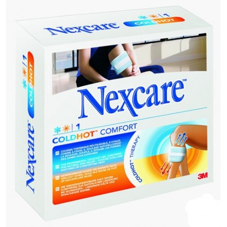 3Μ - Nexcare™ ColdHot™ Comfort, 1τεμ 26,5x10cm + FREE! Nexcare Cold Spray, 150ml.