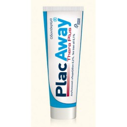 OMEGA PHARMA - Plac Away Thera Plus Tootpaste, 75ml