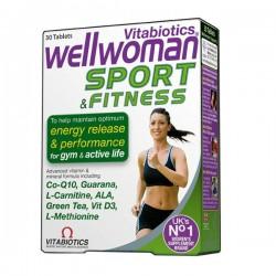 Vitabiotics - WELLWOMAN Sport Fitness 30tabs