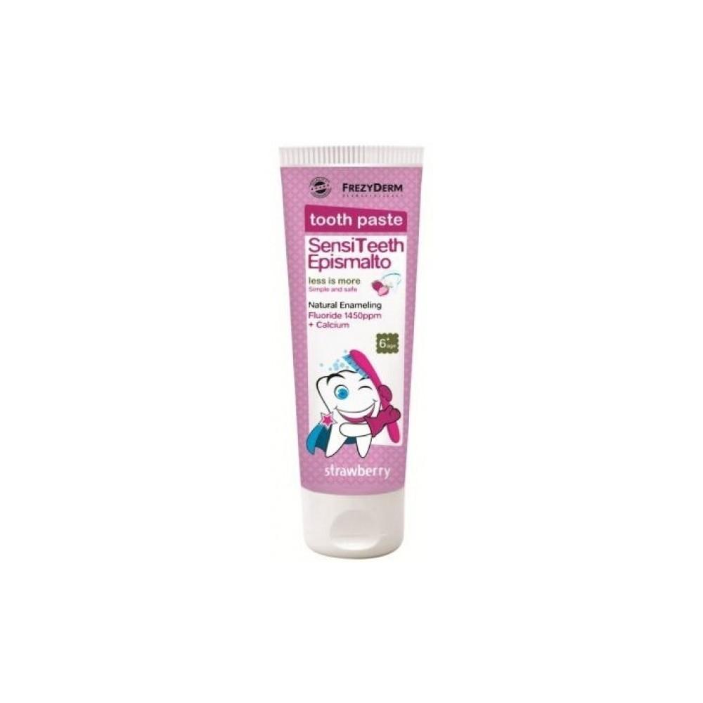 FREZYDERM - SensiTeeth Kids Tooth Paste 1.000ppm, 50ml