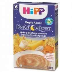 HIPP - Farina Lactones Goodnight, 250GR