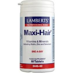 Lamberts - Maxi Hair, 60 Tabs