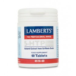 Lamberts - 5-HTP 100mg, 60 tabs