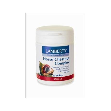 Lamberts - Horse Chestnut Complex, 60 Tablets