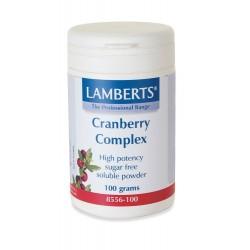 Lamberts - Cranberry Complex Powder, 100gr