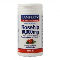 Lamberts Rosehip 10000mg 60tabs