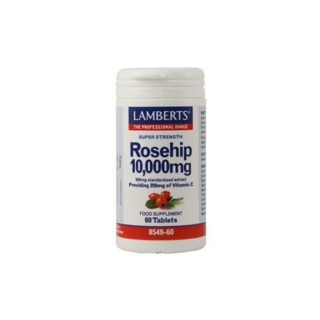 Lamberts - Rosehip 10000mg, 60tabs