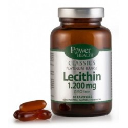 POWER HEALTH - Classics Platinum Range Lecithin 1.200mg, 60 caps