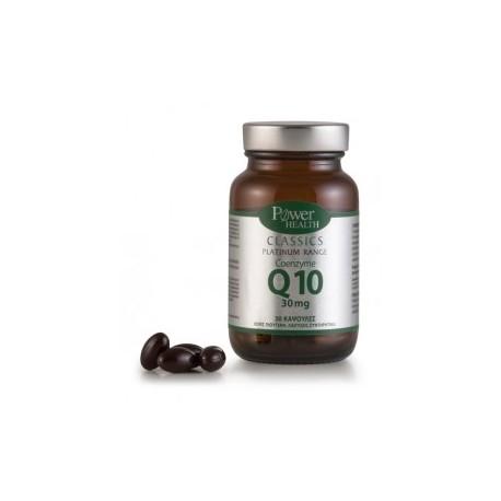 POWER HEALTH - Classics Platinum Range Coenzyme Q10 30 mg, 30caps