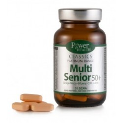 POWER HEALTH - Classics Platinum Range Multi Senior 50+ CLASSICS, 30caps