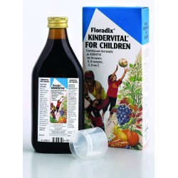 POWER HEALTH - Kindervital, 250 ml