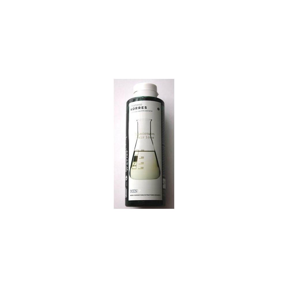 KORRES - HAIR LOSS SHAMPOO cystine & minerals 250ml