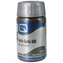 Quest Kyolic Garlic 600mg 30tabs