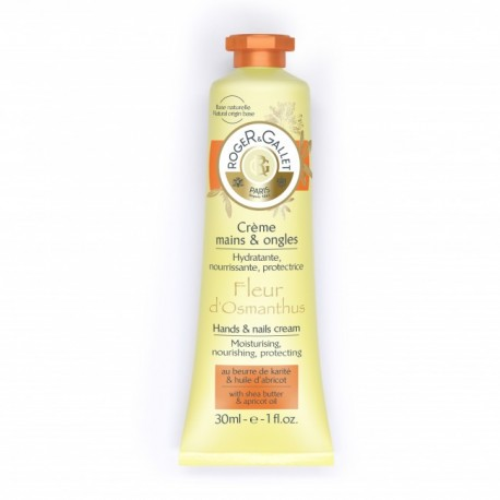 Roger & Gallet Fleur D'Osmanthus Hands & Nails Cream 30ml