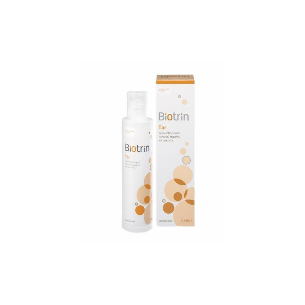 HYDROVIT BIOTRIN TAR CLEANSING LIQUID 150 ml