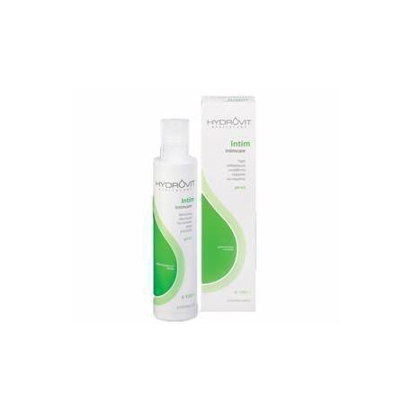 HYDROVIT Intim Intimcare pH 4,5 Υγρό καθαρισμού για την ευαίσθητη περιοχή και το σώμα, 150ml