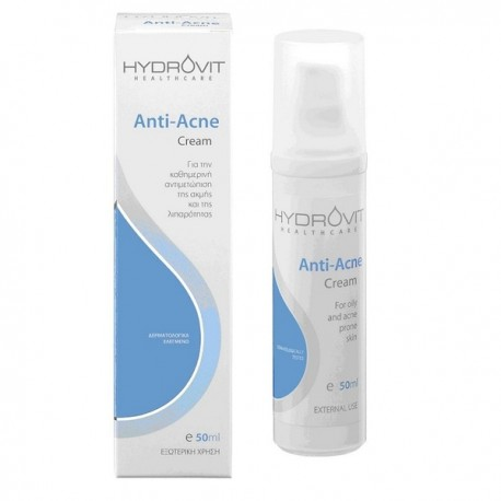 HYDROVIT Anti-Acne Cream, 50ml