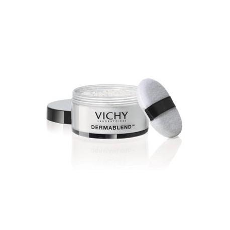 VICHY Dermablend Setting Powder Πούδρα Σταθεροποίησης (Διάφανη), 6gr Βαζάκι