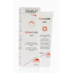 Synchroline Rosacure Fast Face Cream Gel 30ml