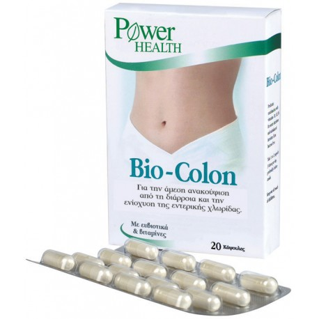 POWER HEALTH - Bio-Colon, caps 20s