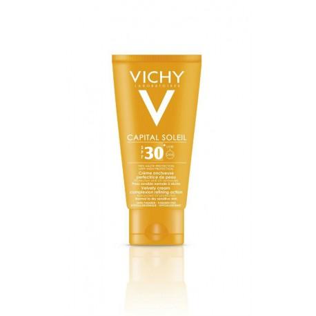 VICHY CAPITAL SOLEIL Λεπτόρρευστη κρέμα για ματ αποτέλεσμα SPF30+, 50ml