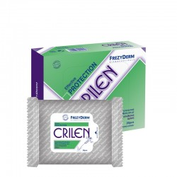 FREZYDERM CRILEN WIPES 20 τεμάχια