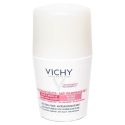 VICHY DÉODORANT Ideal Finish 48H, 50ml