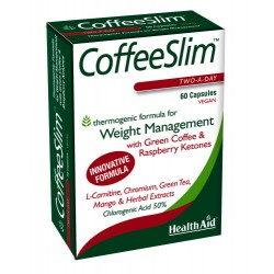 HEALTH AID - Coffee Slim 60 caps