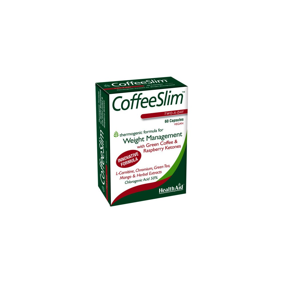 HEALTH AID - Coffee Slim 60 caps