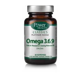 Power Health Classics Platinum Omega 3.6.9 30caps