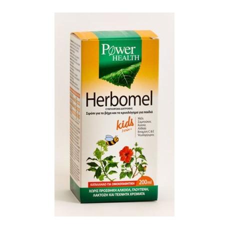 POWER HEALTH - HERBOMEL KIDS 200ml