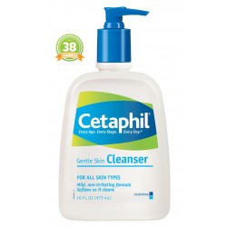 Cetaphil Detergente Gentle Skin Cleanser 470ml