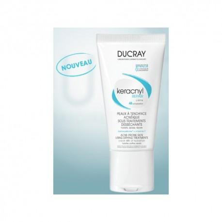 DUCRAY Keracnyl Repair Crème 48h Hydratation 50ml