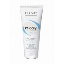 Ducray Keracnyl Myrtacine Foaming Gel 200ml