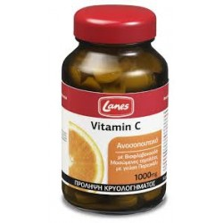 LANES - Βιταμίνη C 1000mg με βιοφλαβονοειδή, 30 caps [CLONE]