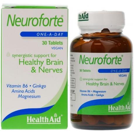HEALTH AID - Neuroforte one-a-day 30tabs